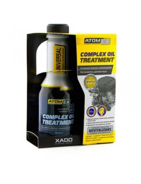 Atomex Complex oil treatment - anti-smoke oil treatment