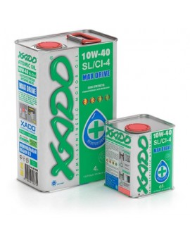 XADO Atomic Oil 10W-40 SL/CI-4